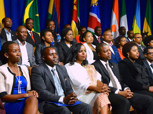 Young African Leaders Initiative: The 2019 Mandela Washington Fellowship application is open September 12-October 10, 2018!