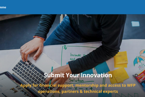 Apply for the WFP Innovation Accelerator for Bold Solutions to Global Hunger