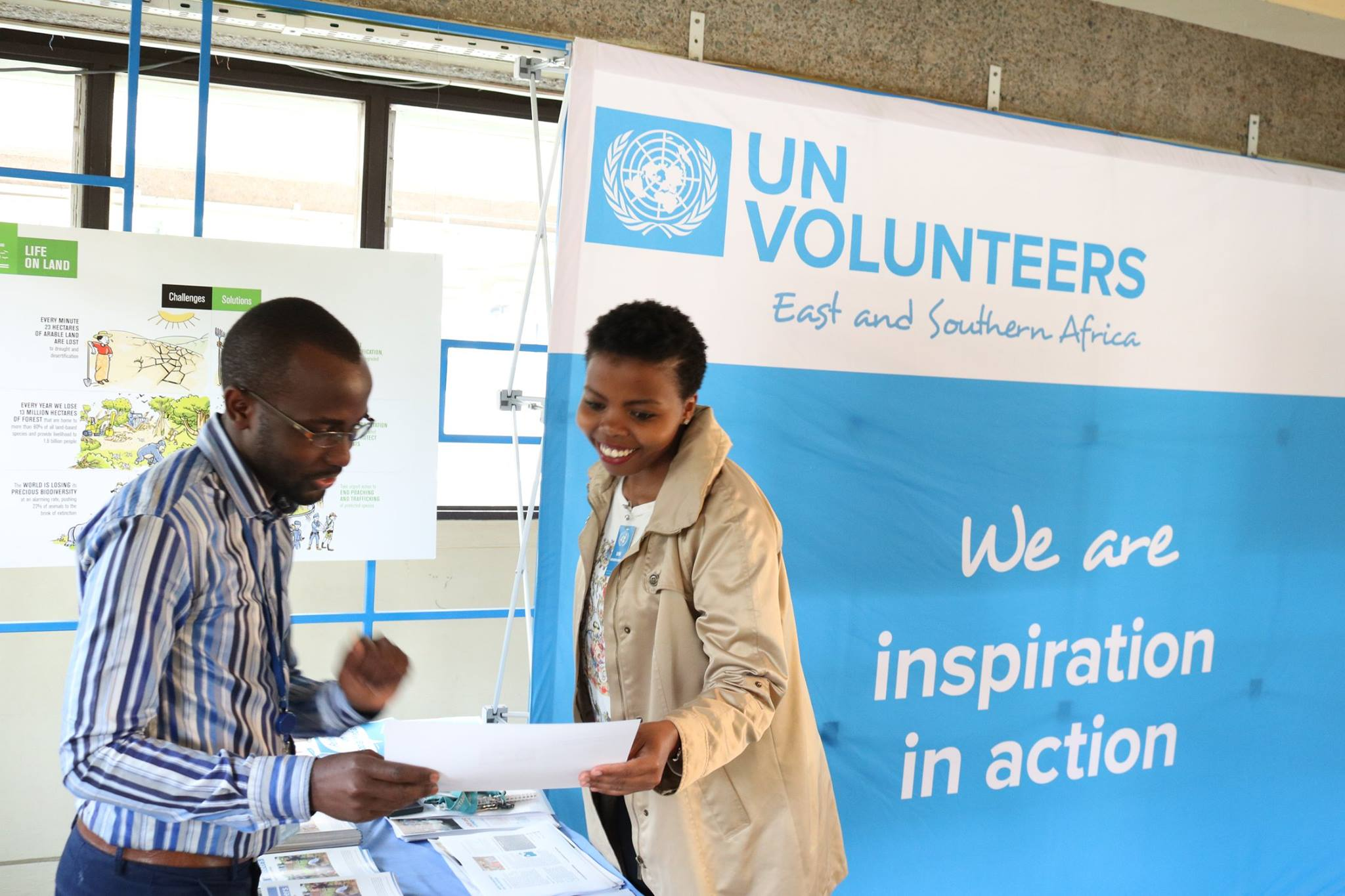 How to Become a UN Volunteer - Opportunities for Youth