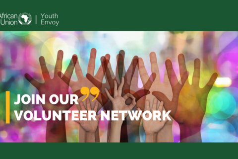 Call for Applications: Volunteer Network of the Office of the African Union's Youth Envoy