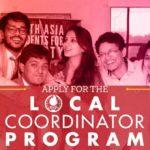 JOIN SFL SOUTH ASIA–LOCAL COORDINATOR PROGRAM