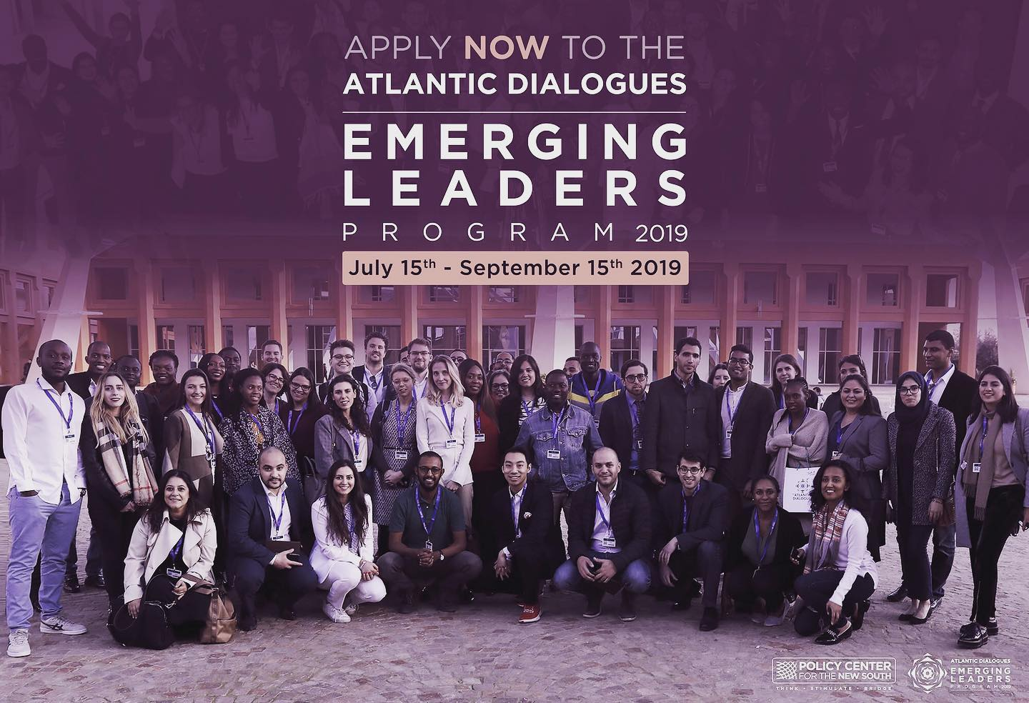 Call for Applications: The Atlantic Dialogues Emerging