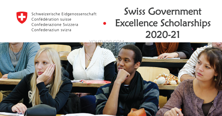 swiss-government-excellence-scholarships-2020-21-for-international-student